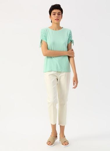 Komili Bluz Yeşil